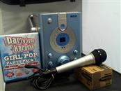 RCA Karaoke Machine RK-1248